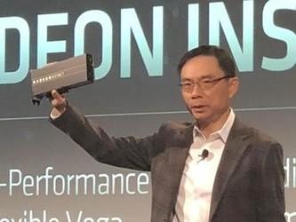 AMD推出适用AI和HPC的MI60/MI50加速器