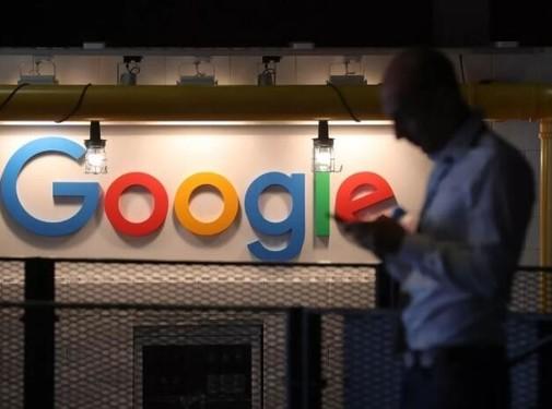 谷歌的组织结构图