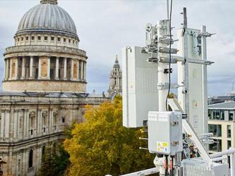 EE:5G即将在2019年来到英国这16个城市