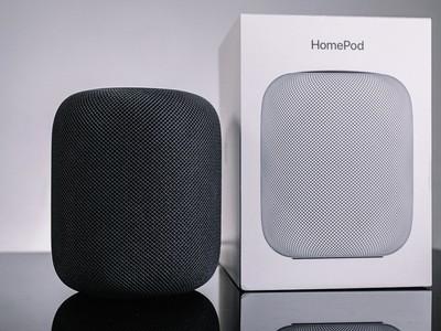 国行还没发 苹果开售翻新版HomePod