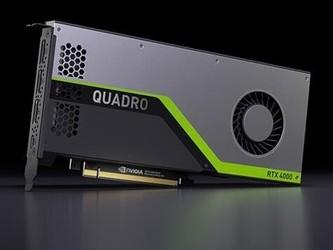 英伟达发布Quadro RTX 4000显卡 价格昂贵