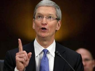 苹果CEO库克:用户隐私是苹果核心价值