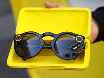 Snap将推出双镜头AR眼镜 售价350美元