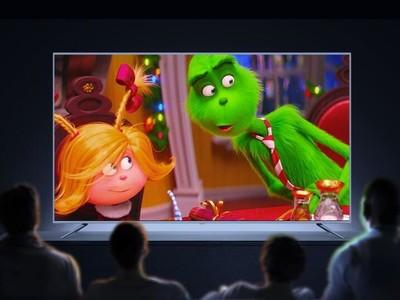 小米电视4S 75英寸开售 巨幕屏7999元!