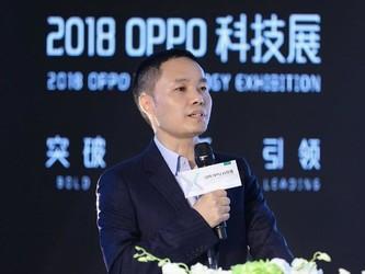 OPPO陈明永:烧100亿聚焦AI+5G终端!