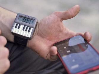 首款合成器手表 小小Synthwatch更有用