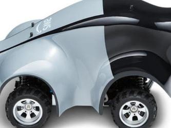 太酷!AWS推出一款四轮驱动的迷你赛车