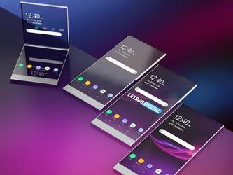 索尼可折叠手机专利曝光 屏幕还能变透明