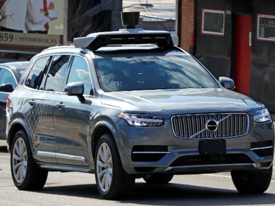 Uber聘請NHTSA人士加入其自動駕駛團隊