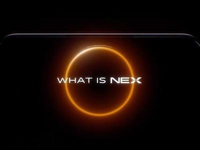 vivo NEX雙屏版宣傳視頻 圓環引領未來