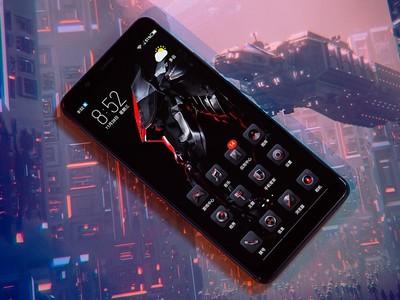 紅魔Mars電競手機來襲 這才是游戲手機!