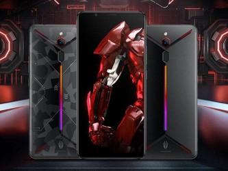 红魔Mars电竞手机首轮售罄 今日再开售
