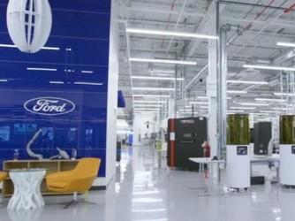 福特将为Shelby GT500 3D打印零部件!