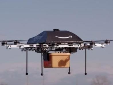 阿爾法旗下的Wing將進行無人機送貨試驗
