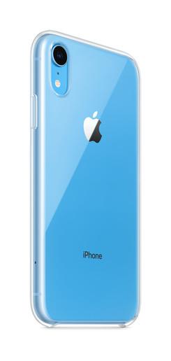 iPhone XR透明保护壳