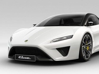 Lotus计划推出1000马力超级电动跑车