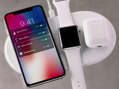 蘋果還未放棄AirPower 相關新專利曝光