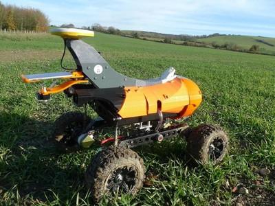機器人在田間:英國農場采用自動化技術