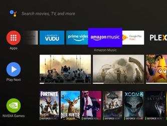 NVIDIA机顶盒Shield TV添加音乐流媒体