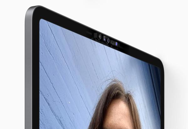 全新iPad Pro3D结构光传感器