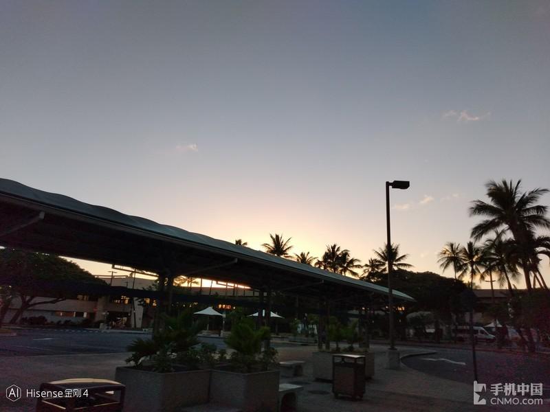 行摄志:海信手机金刚4邂逅夏威夷之美