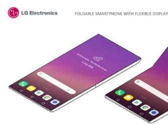 LG明年1月推折叠屏手机?可能会跳票