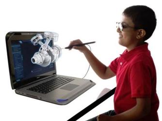 Zspace发布可轻松实现AR/VR交互笔记本