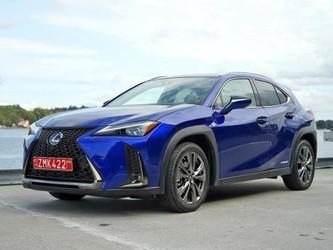 雷克萨斯注册新车名称 可能与电动车有关