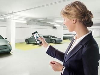 博世推出无钥匙应用 通过手机解锁车辆