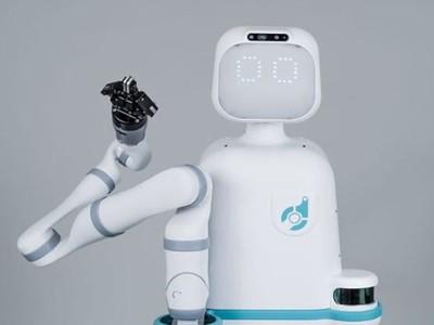 德克萨斯州医院试点Moxi机器人护士项目