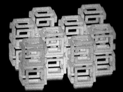 麻省理工学院可将3D对象缩小成纳米级