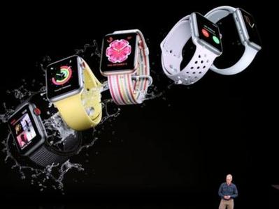 IDC:智能手表将持续增长 苹果仍是王者
