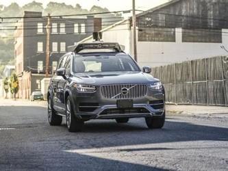 继自动驾驶事故后 优步恢复测试项目