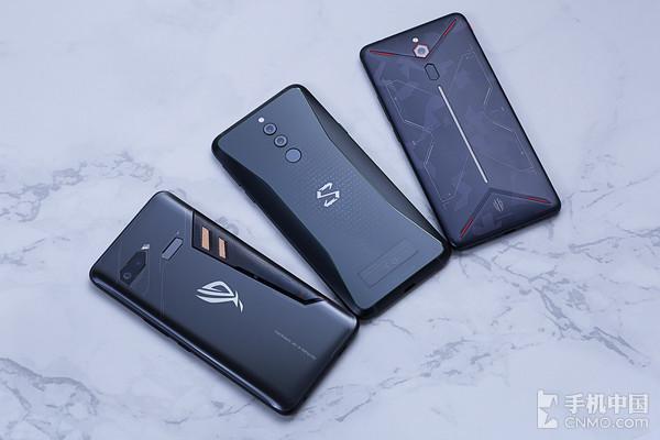 三部游戏手机
