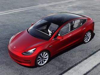 特斯拉开放欧洲Model 3预定 有两种配置