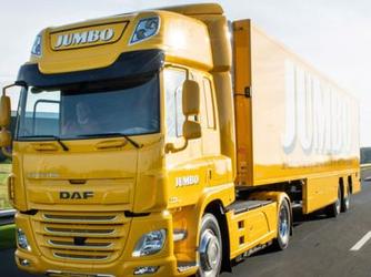 第一!荷兰DAF交付了第一辆全电动卡车