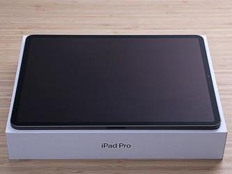 苹果硬件副总裁称iPad Pro符合设计标准