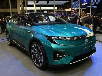 拜腾公布新车进展 2019年底正式量产