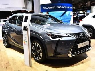 雷克萨斯UX即将迎来上市 共有6款车型
