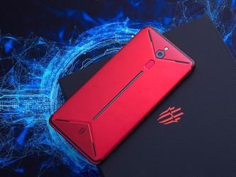 红魔Mars电竞手机荣获年度游戏手机称号