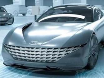 现代汽车展示电动车新技术 实现远程操控