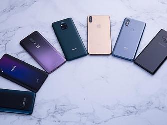 天猫发布2018人气手机榜!苹果仅排第二