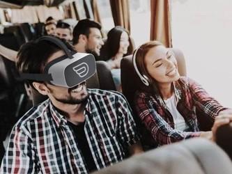 FlixBus长途车在拉斯维加斯试行VR娱乐