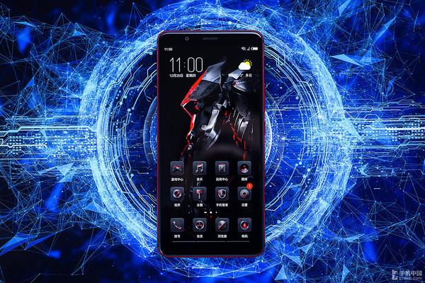 红魔Mars电竞手机
