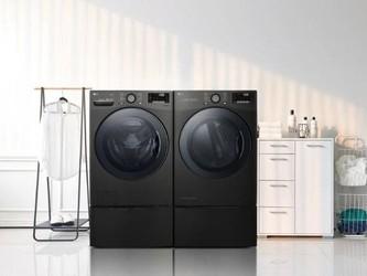 LG推出新款洗衣機 可容納特大號棉被