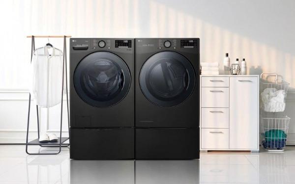 lg推出新款洗衣机 可容纳特大号棉被