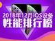 安兔兔发布12月国内iOS设备性能排行榜