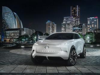 英菲尼迪公布X Inspiration电动概念车但暂无具体细节