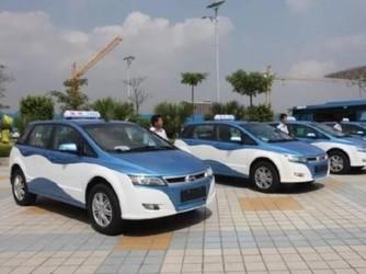 够快!深圳落地运营纯电动出租车电动化率达94.21%