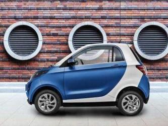 众泰车芝麻eZ版纯电动微型车正式上市 补贴后5.98万元